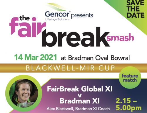The Blackwell – MIR Cup will be played in 2021 in Bowral